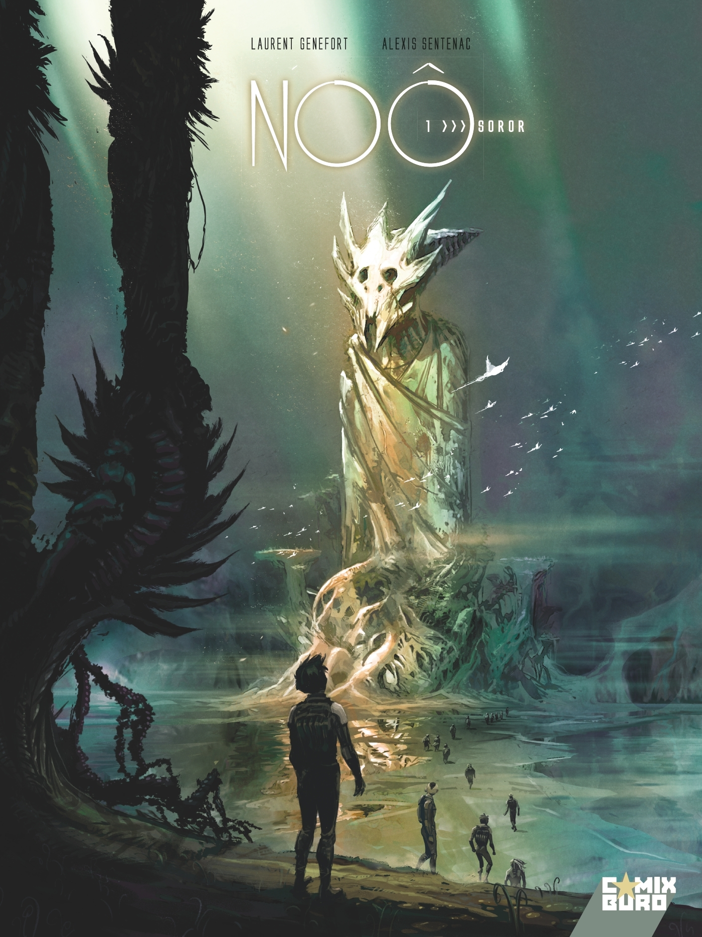 NOO - TOME 01 - SOROR