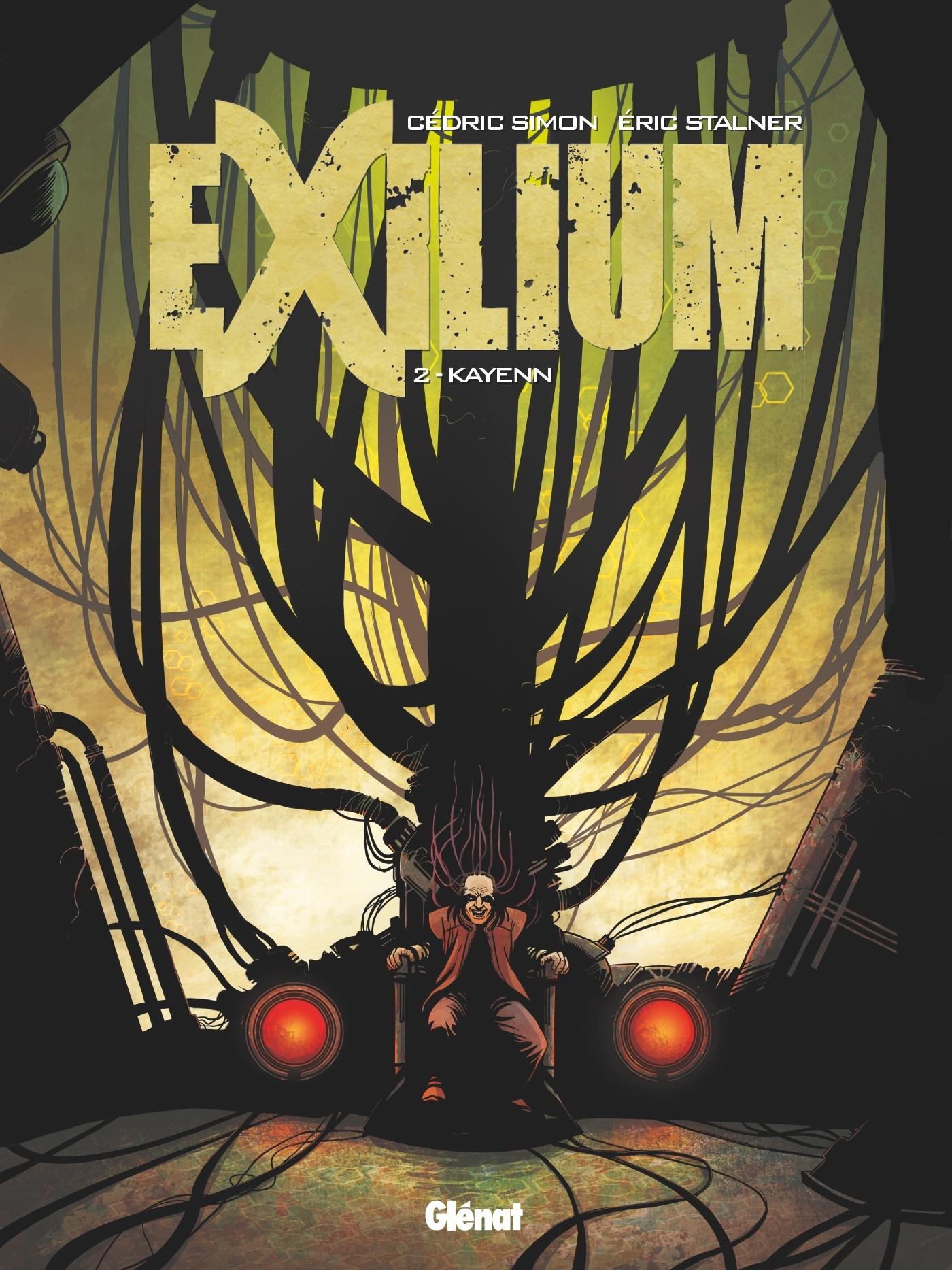 EXILIUM - TOME 02 - KAYENN