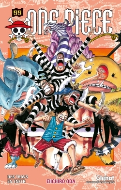 ONE PIECE - EDITION ORIGINALE - TOME 55 - DES TRAVS EN ENFER
