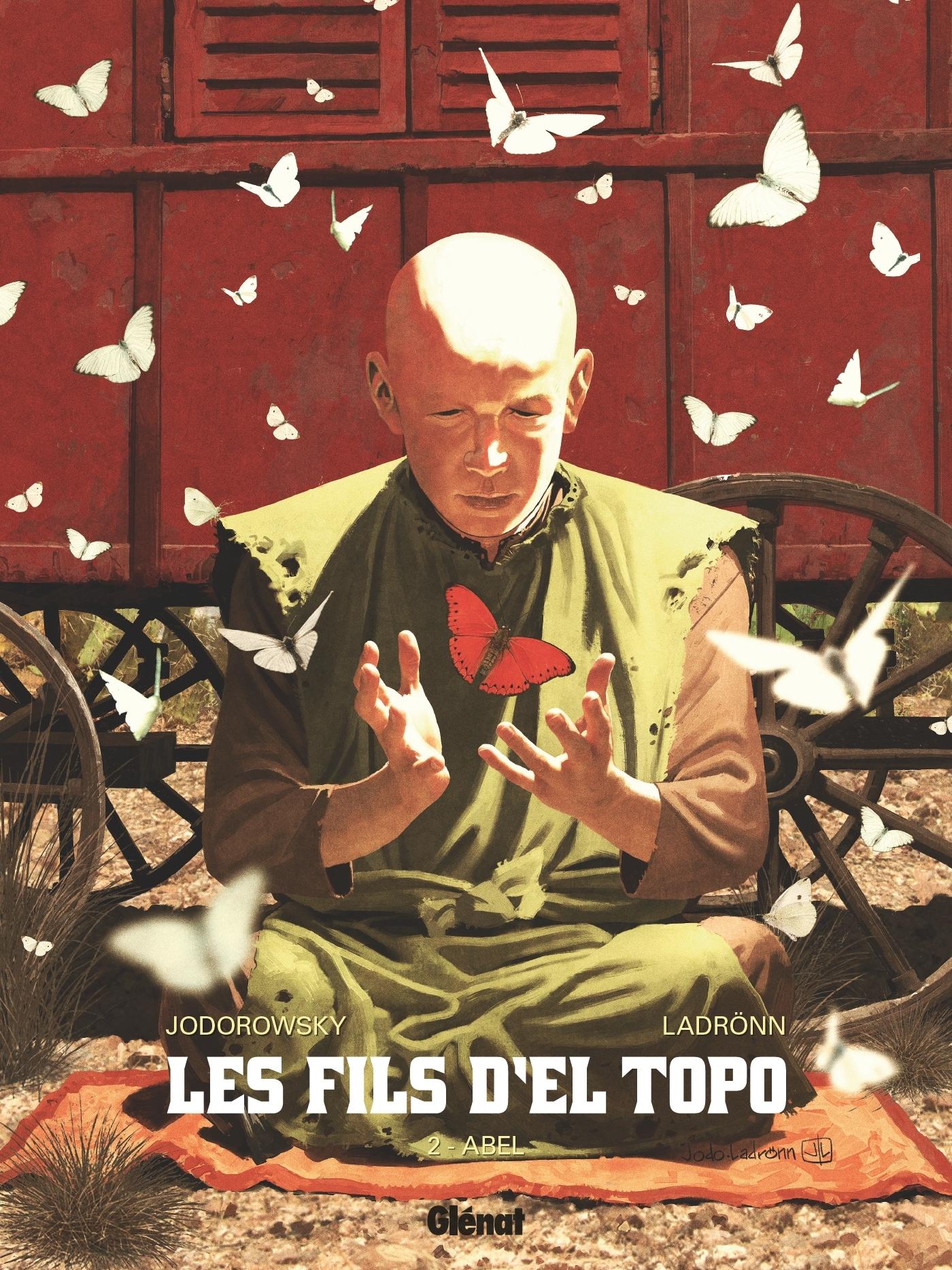 LES FILS D'EL TOPO - TOME 02 - ABEL