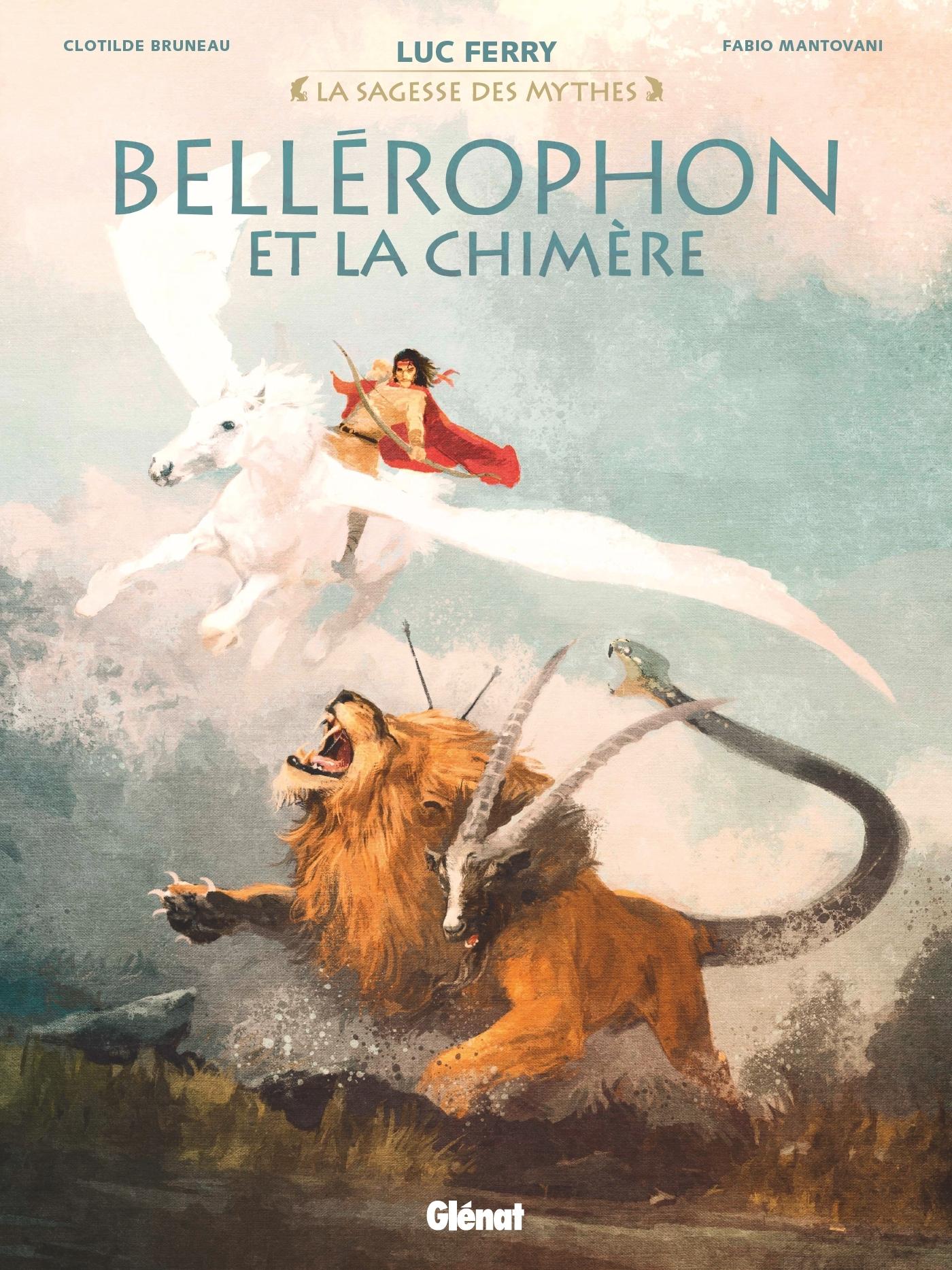 BELLEROPHON ET LA CHIMERE