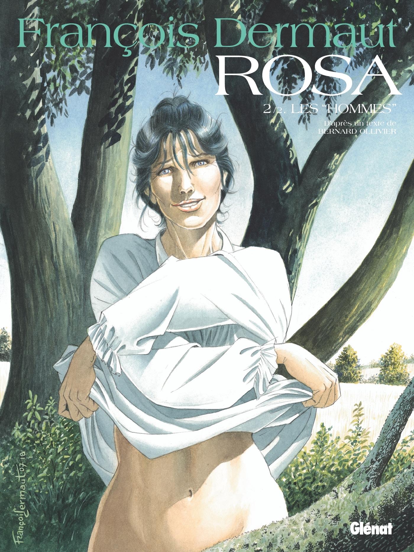 ROSA - TOME 02 - LES HOMMES