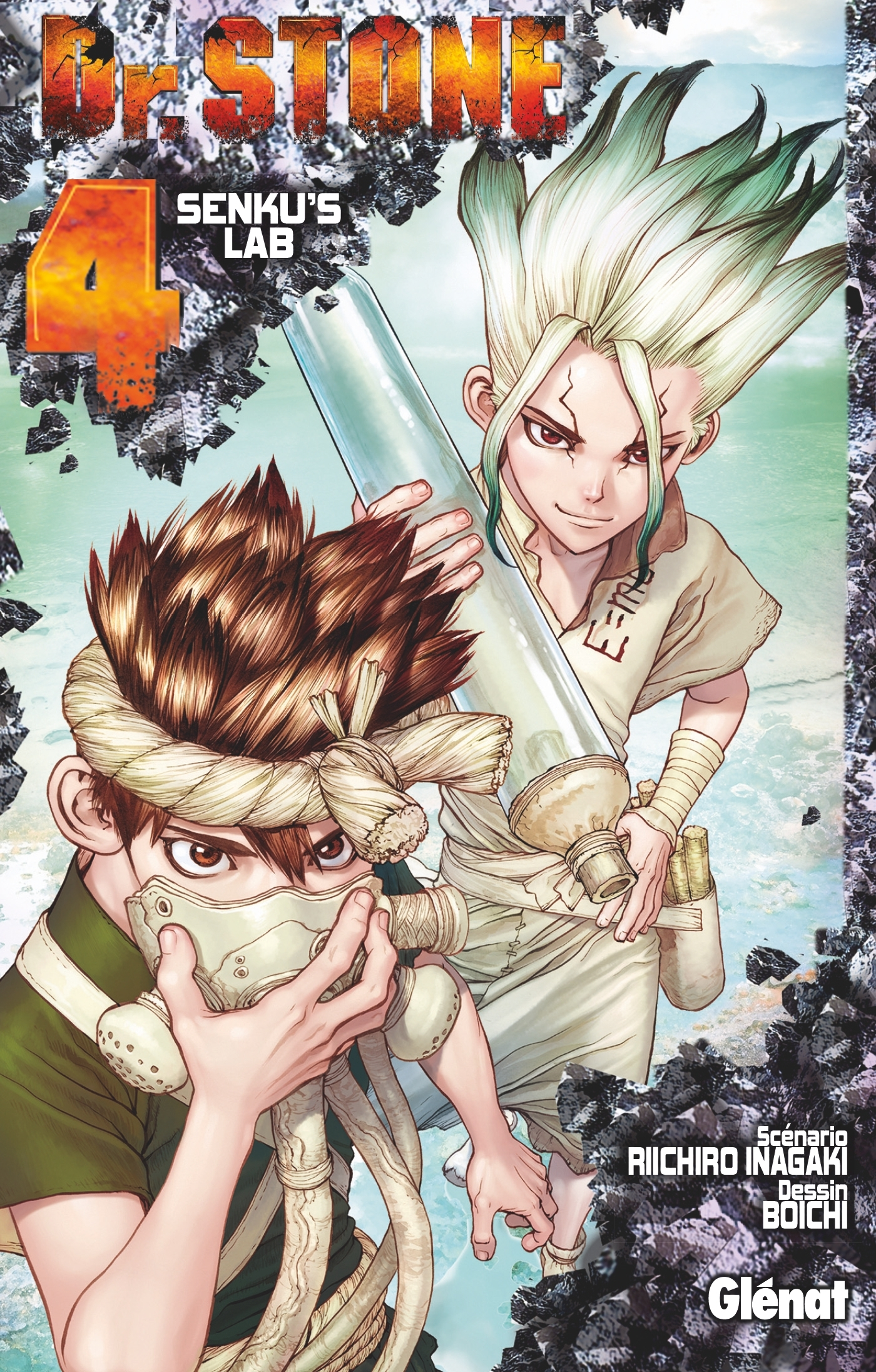 DR. STONE - TOME 04 - SENKU'S LAB