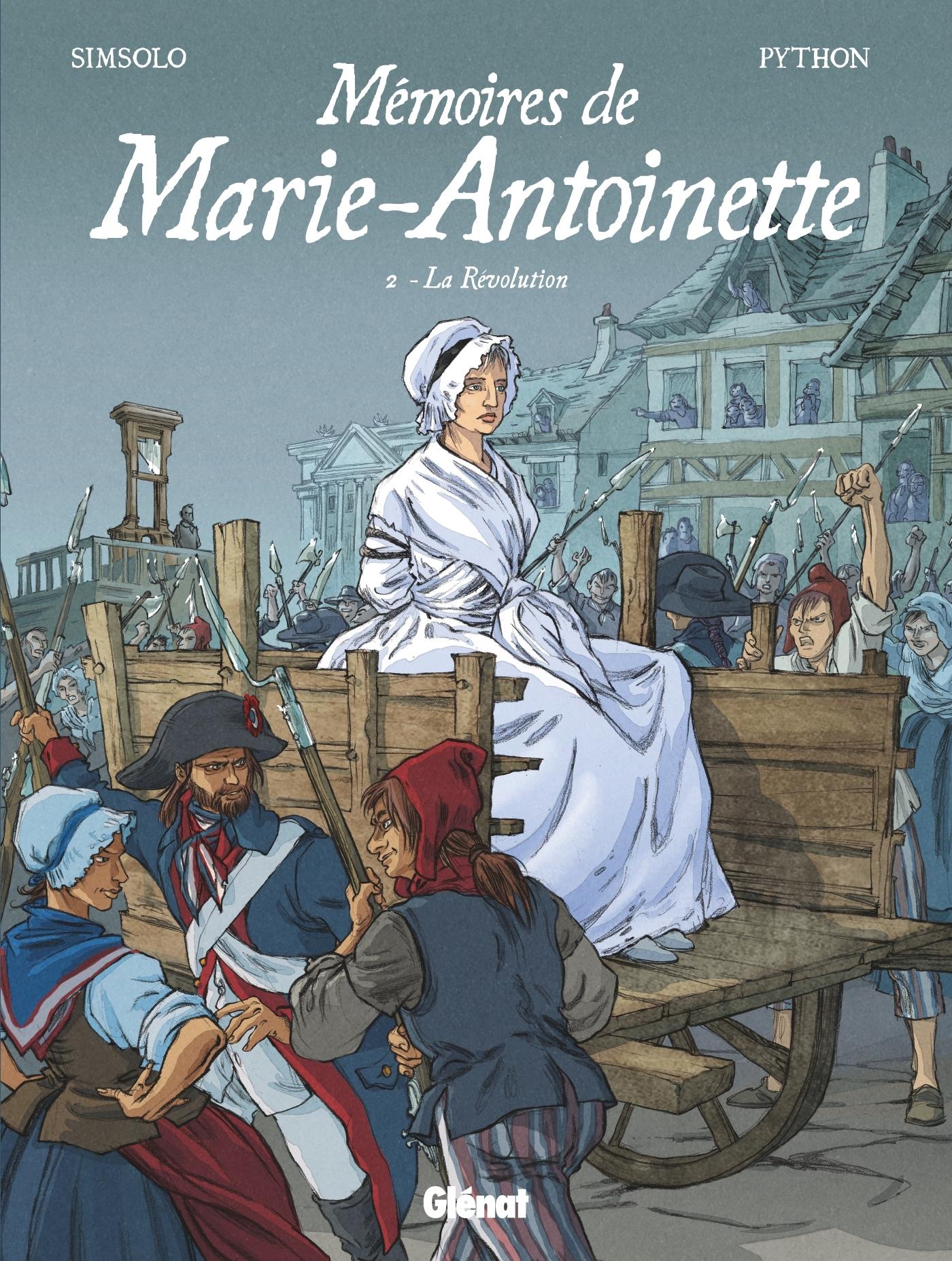 MEMOIRES DE MARIE-ANTOINETTE - TOME 02 - REVOLUTION
