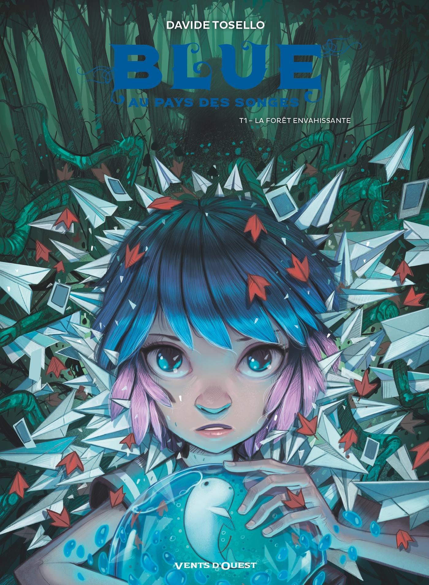BLUE AU PAYS DES SONGES - TOME 01