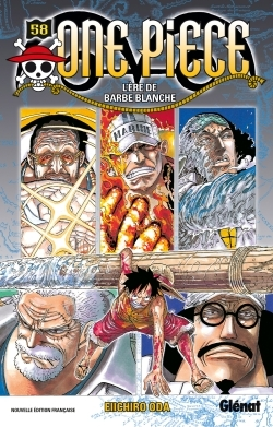 ONE PIECE - EDITION ORIGINALE - TOME 58 - L'ERE DE BARBE BLANCHE
