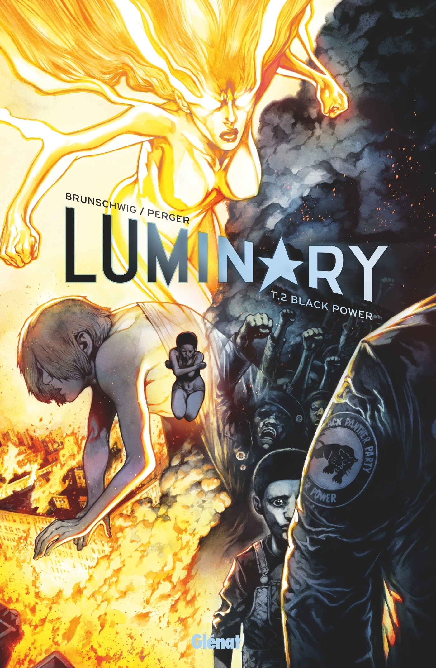 LUMINARY - TOME 02 - BLACK POWER