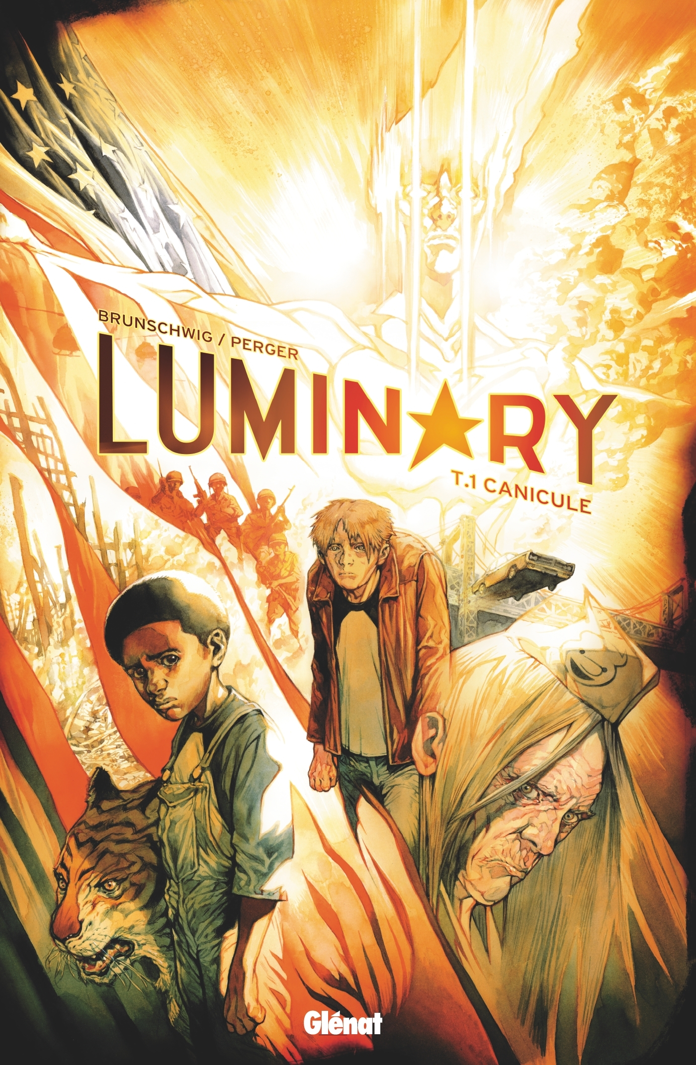 LUMINARY - TOME 01