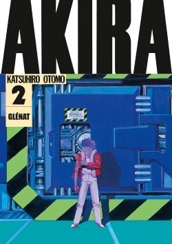 AKIRA (NOIR ET BLANC) - EDITION ORIGINALE - TOME 02