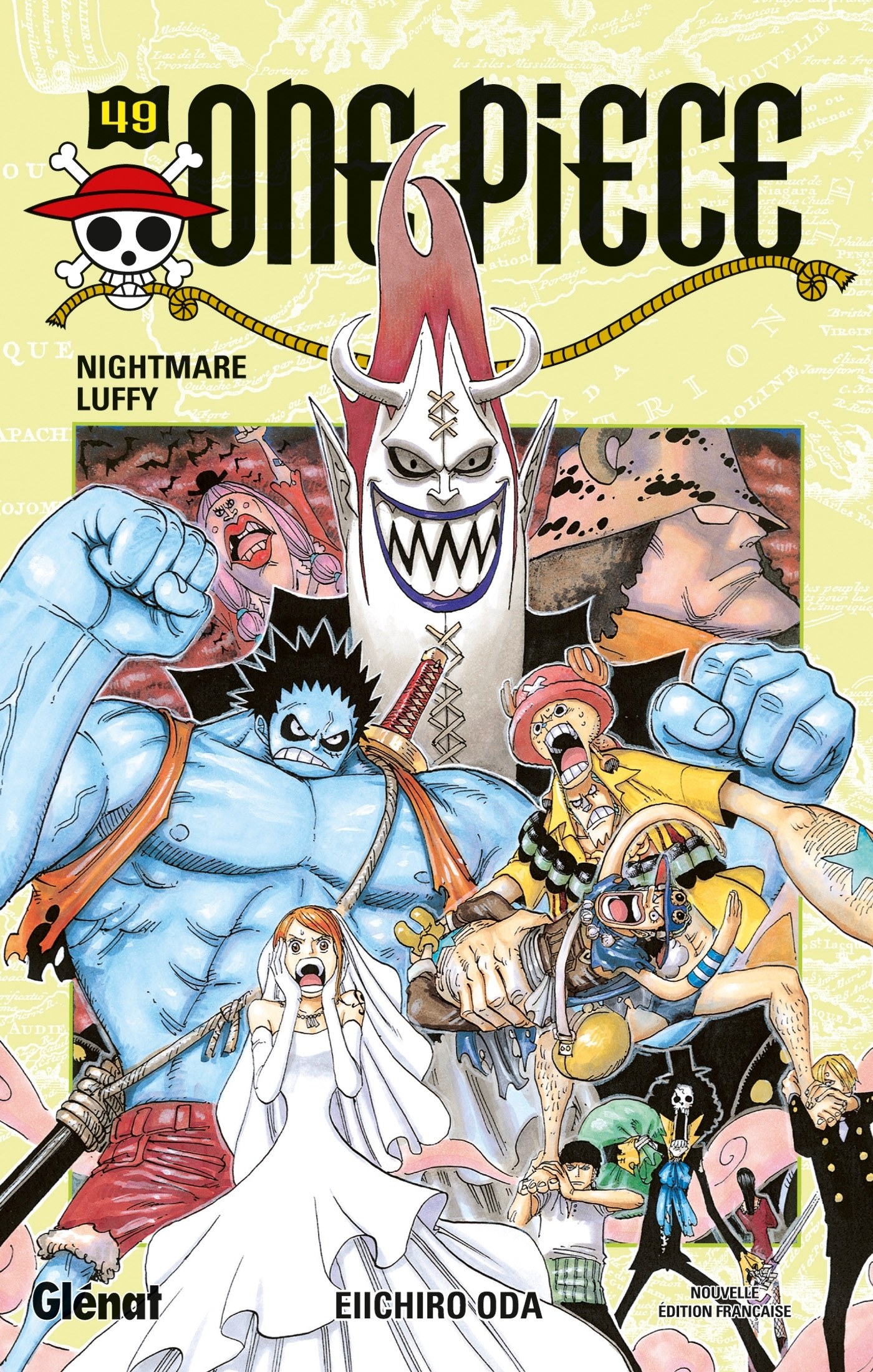 ONE PIECE - EDITION ORIGINALE - TOME 49 - NIGHTMARE LUFFY