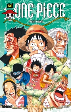 ONE PIECE - EDITION ORIGINALE - TOME 60 - PETIT FRERE