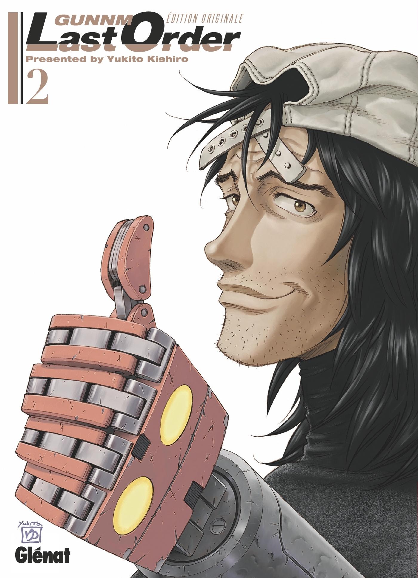 GUNNM LAST ORDER(EDITION ORIGINALE) - TOME 02