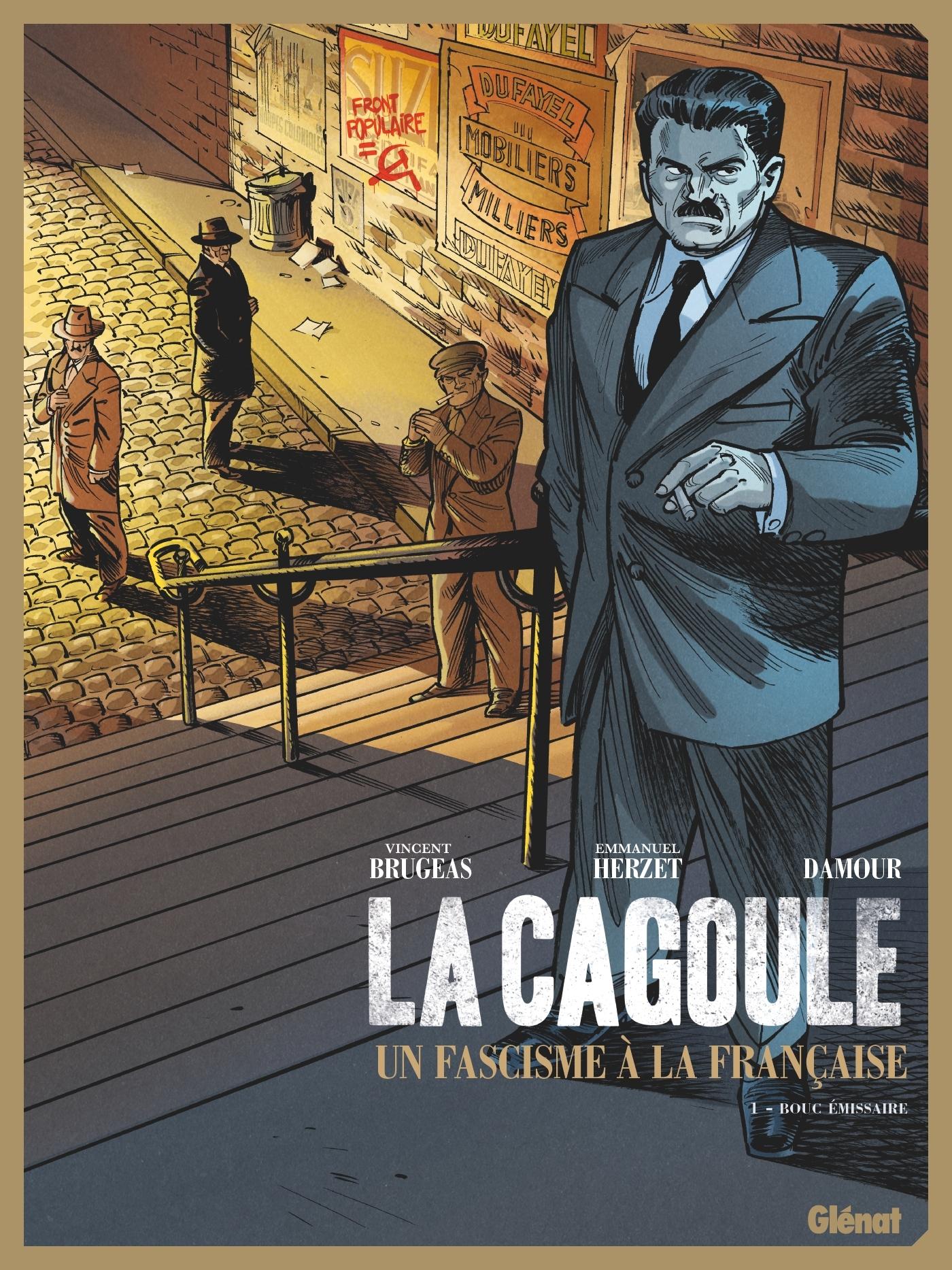LA CAGOULE - TOME 01 - BOUC EMISSAIRE