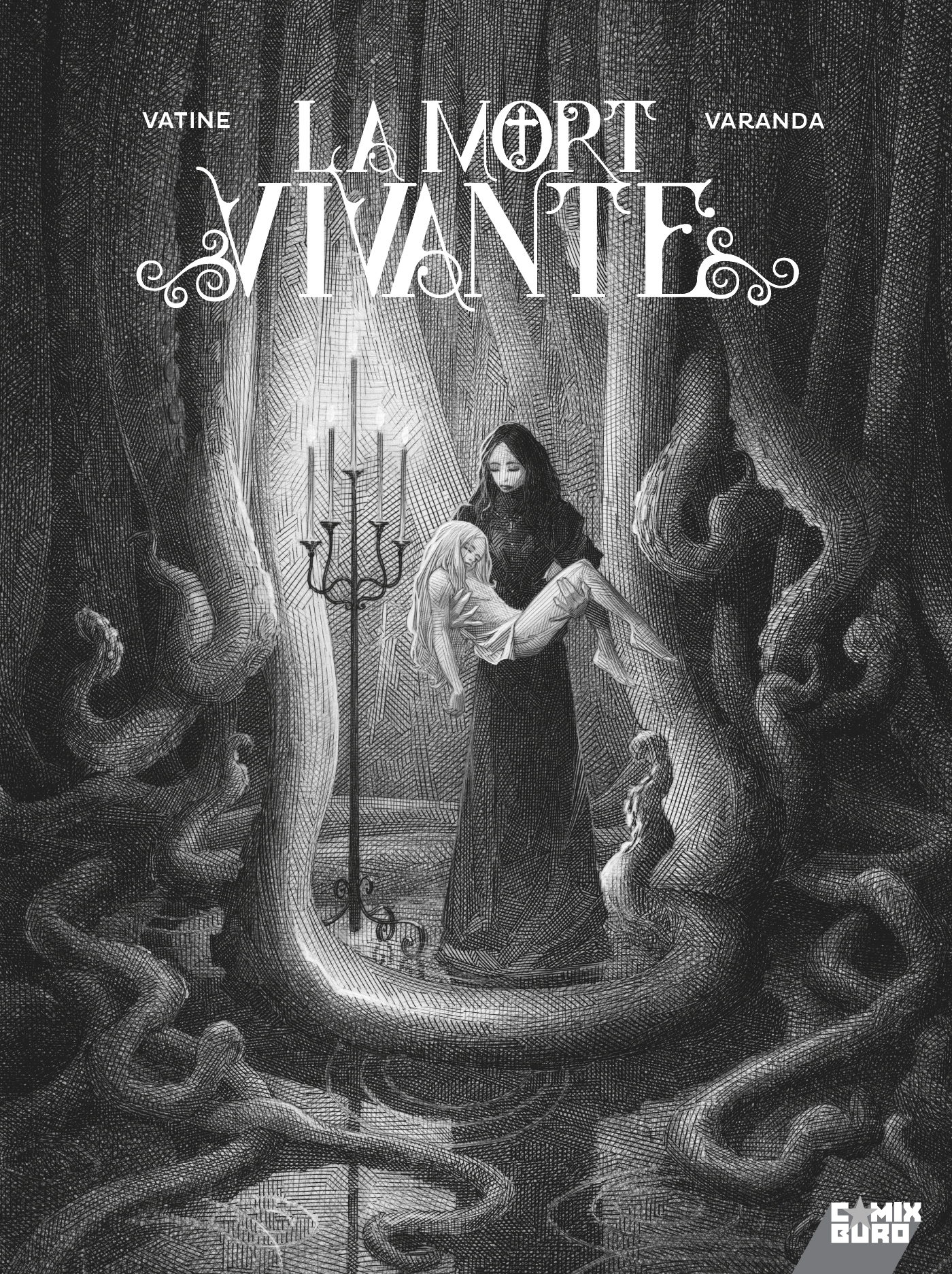 LA MORT VIVANTE - EDITION LUXE N&B - EDITION SPECIALE N&B