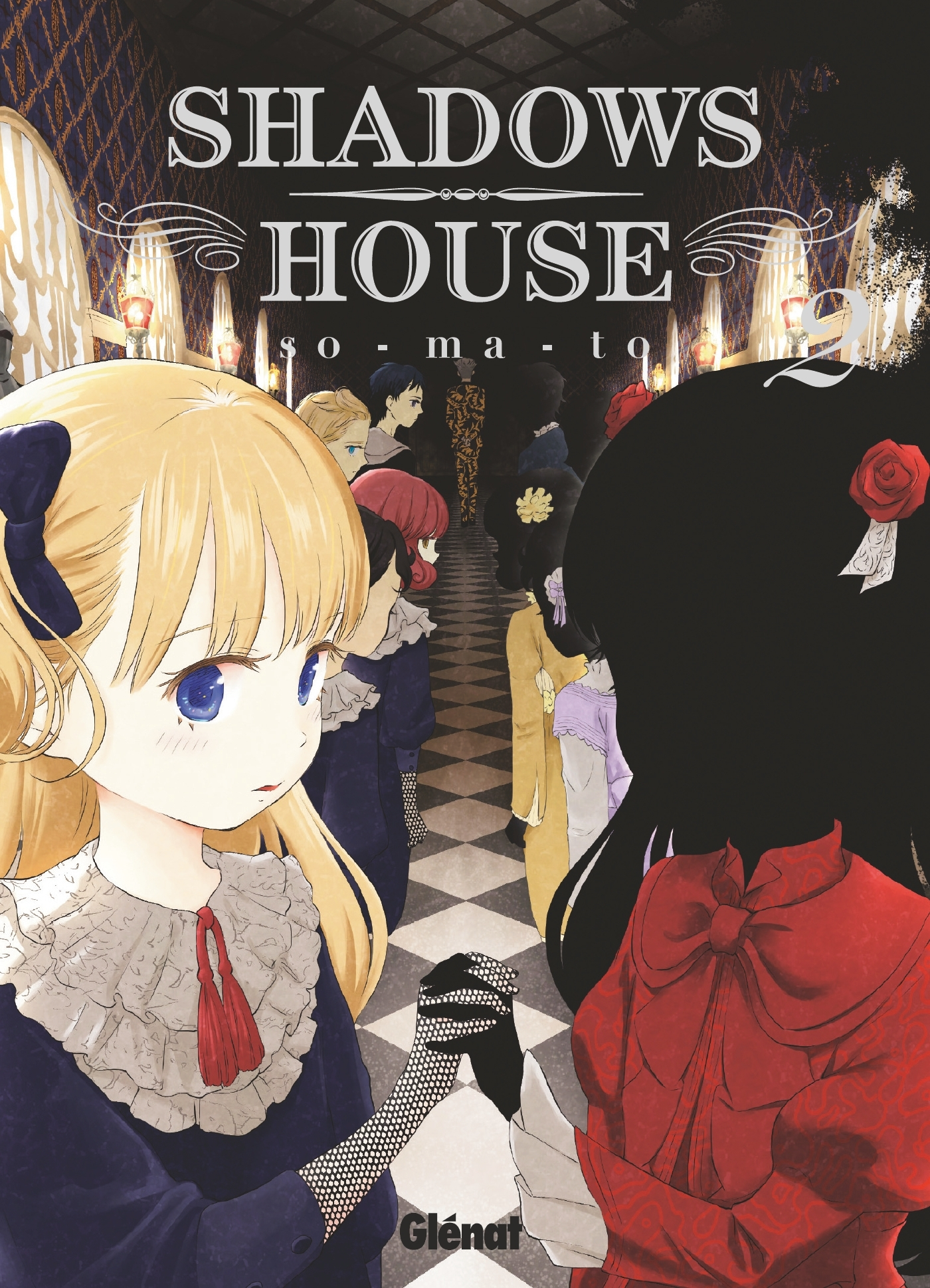 SHADOWS HOUSE - TOME 02