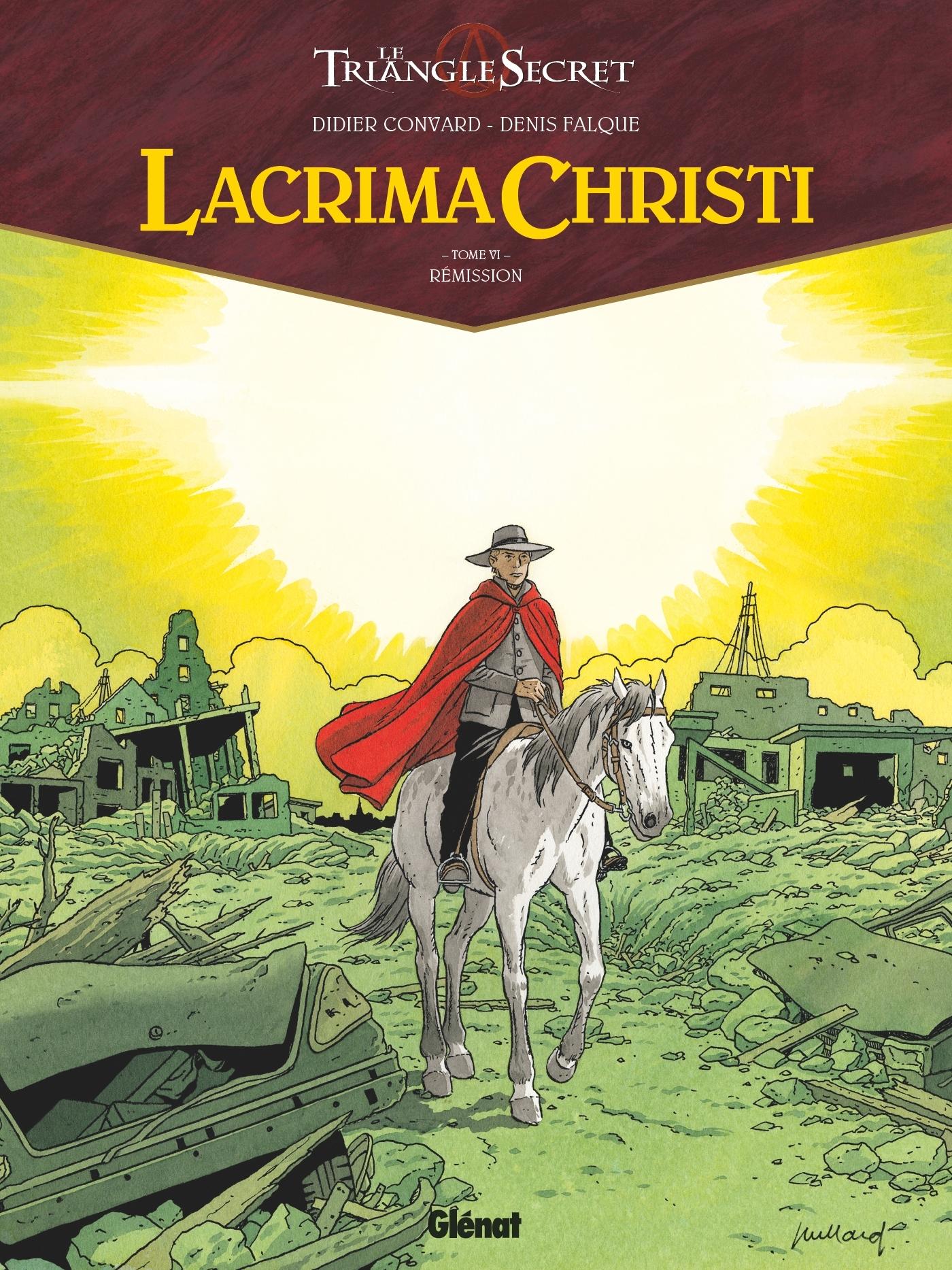 LACRIMA CHRISTI - TOME 06 - REMISSION