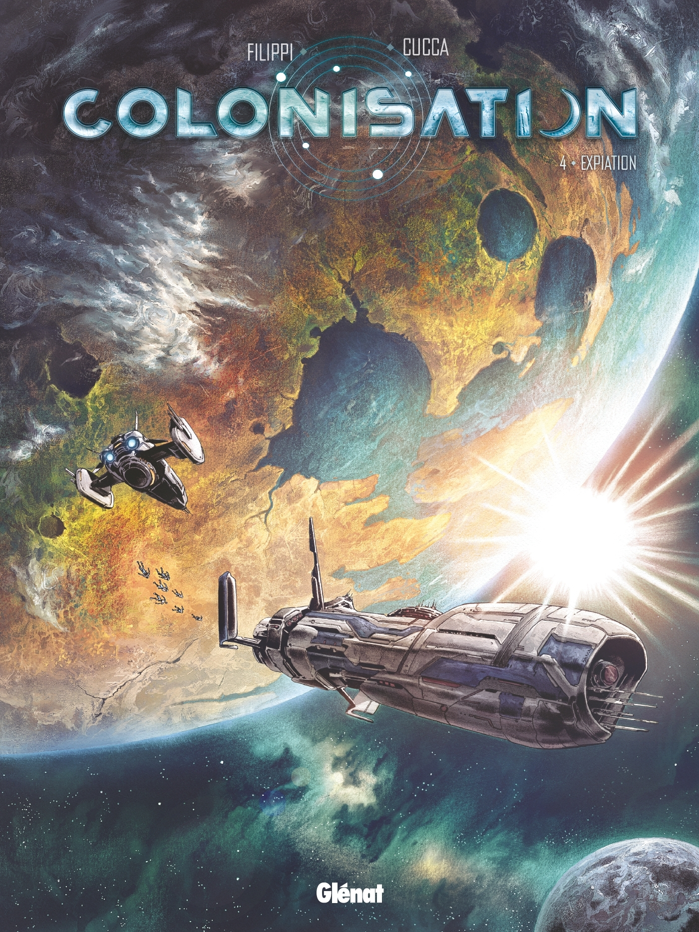 COLONISATION - TOME 04 - EXPIATION