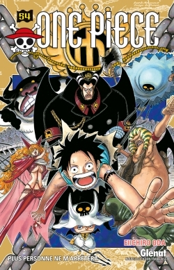 ONE PIECE - EDITION ORIGINALE - TOME 54 - PLUS PERSONNE NE M'ARRETERA