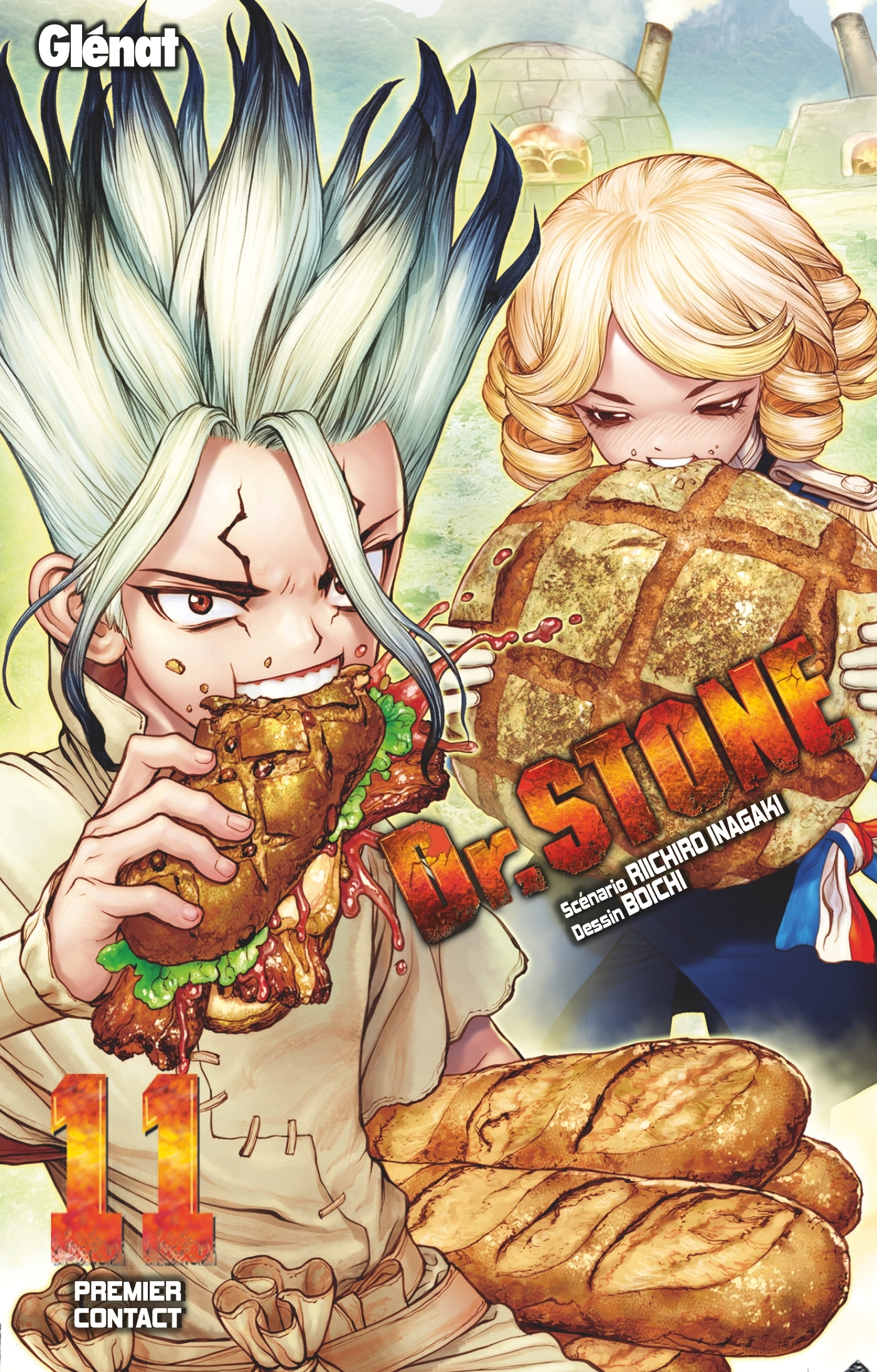 DR. STONE - TOME 11
