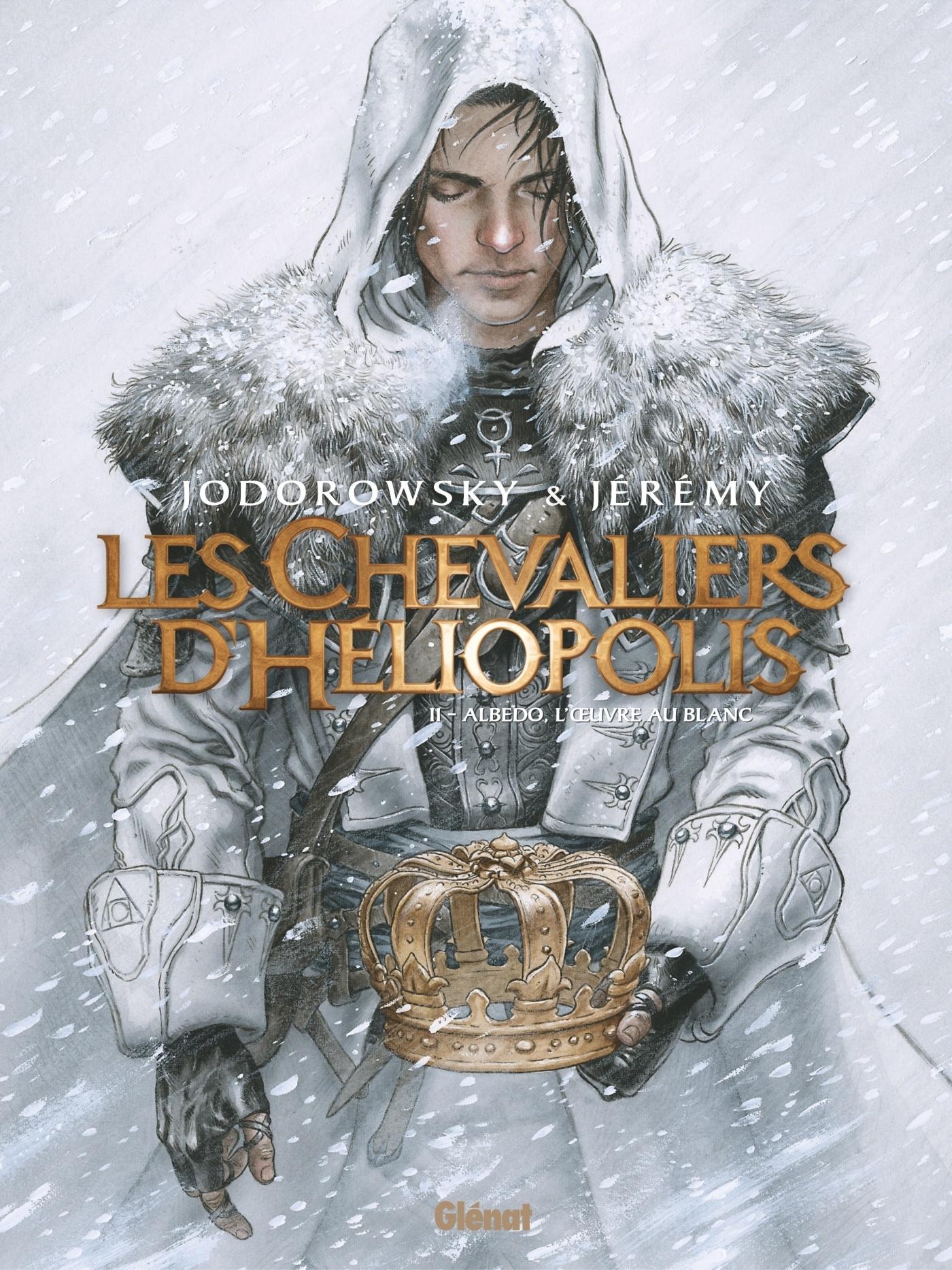 LES CHEVALIERS D'HELIOPOLIS - TOME 02