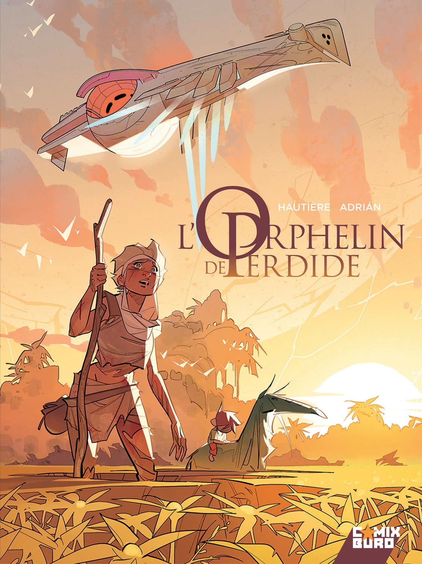 L'ORPHELIN DE PERDIDE - TOME 01 - CLAUDI
