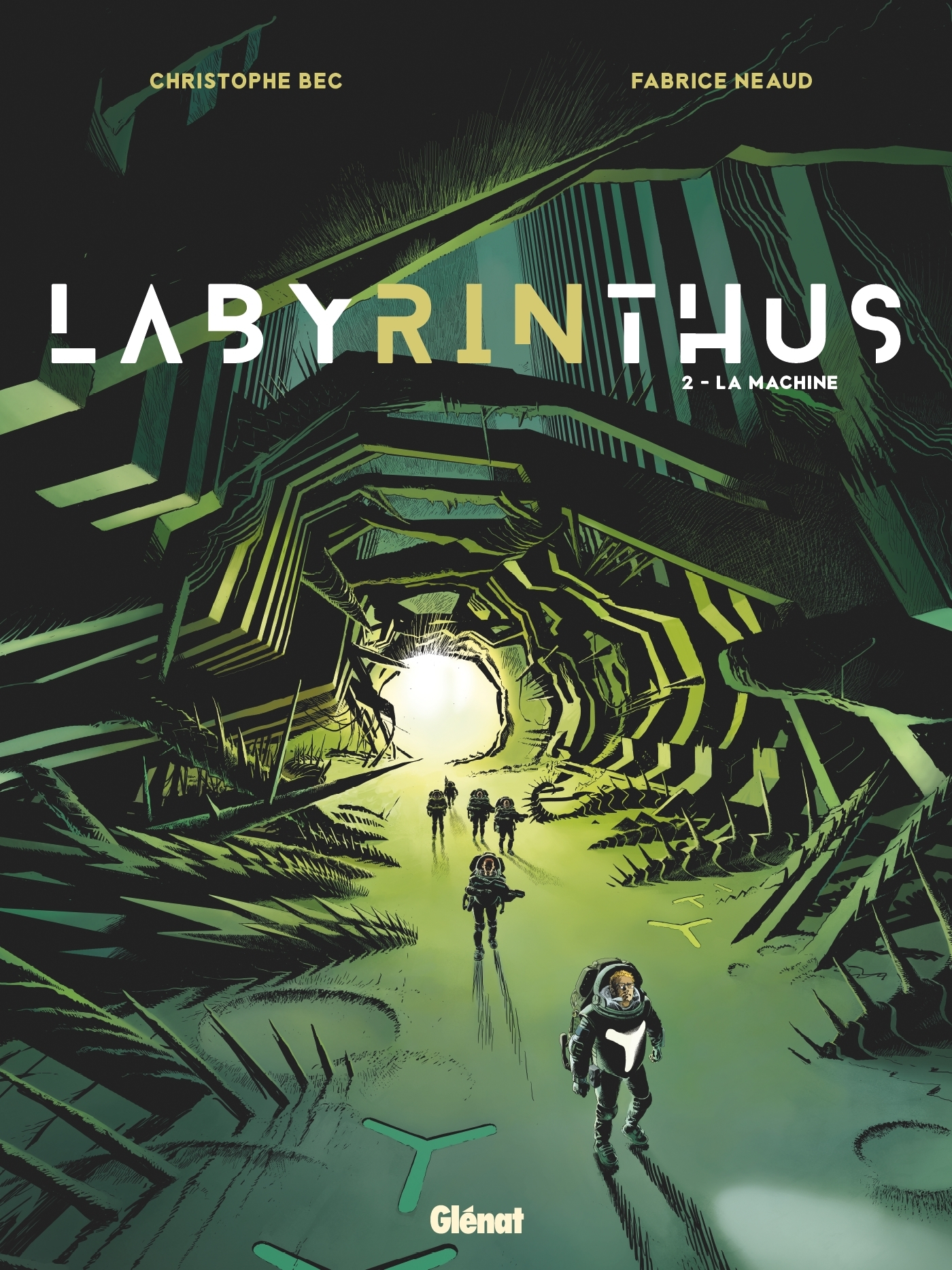 LABYRINTHUS - TOME 02 - LA MACHINE