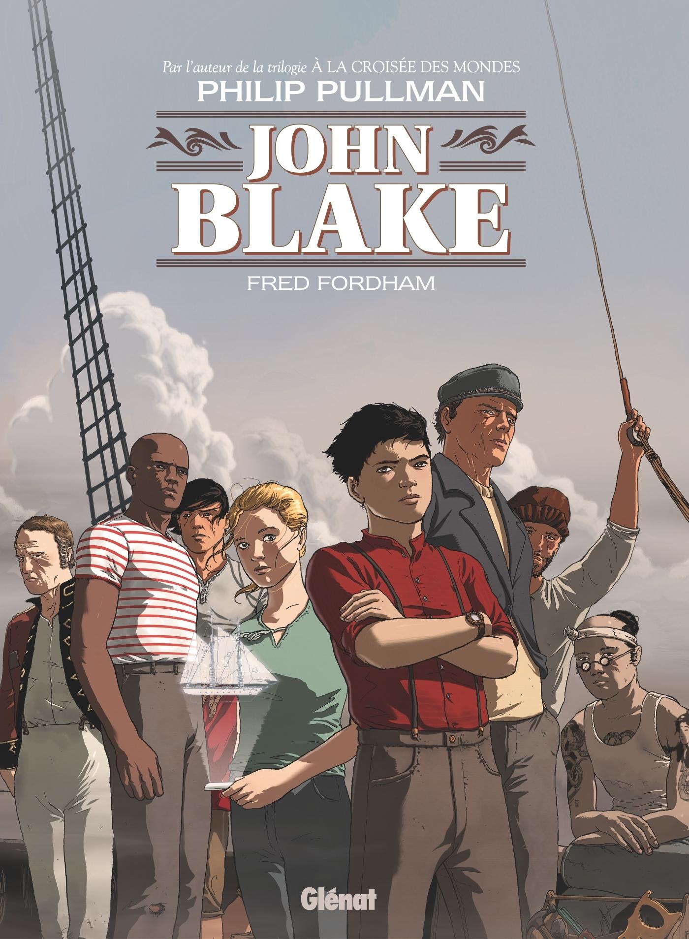 JOHN BLAKE - T01 - JOHN BLAKE