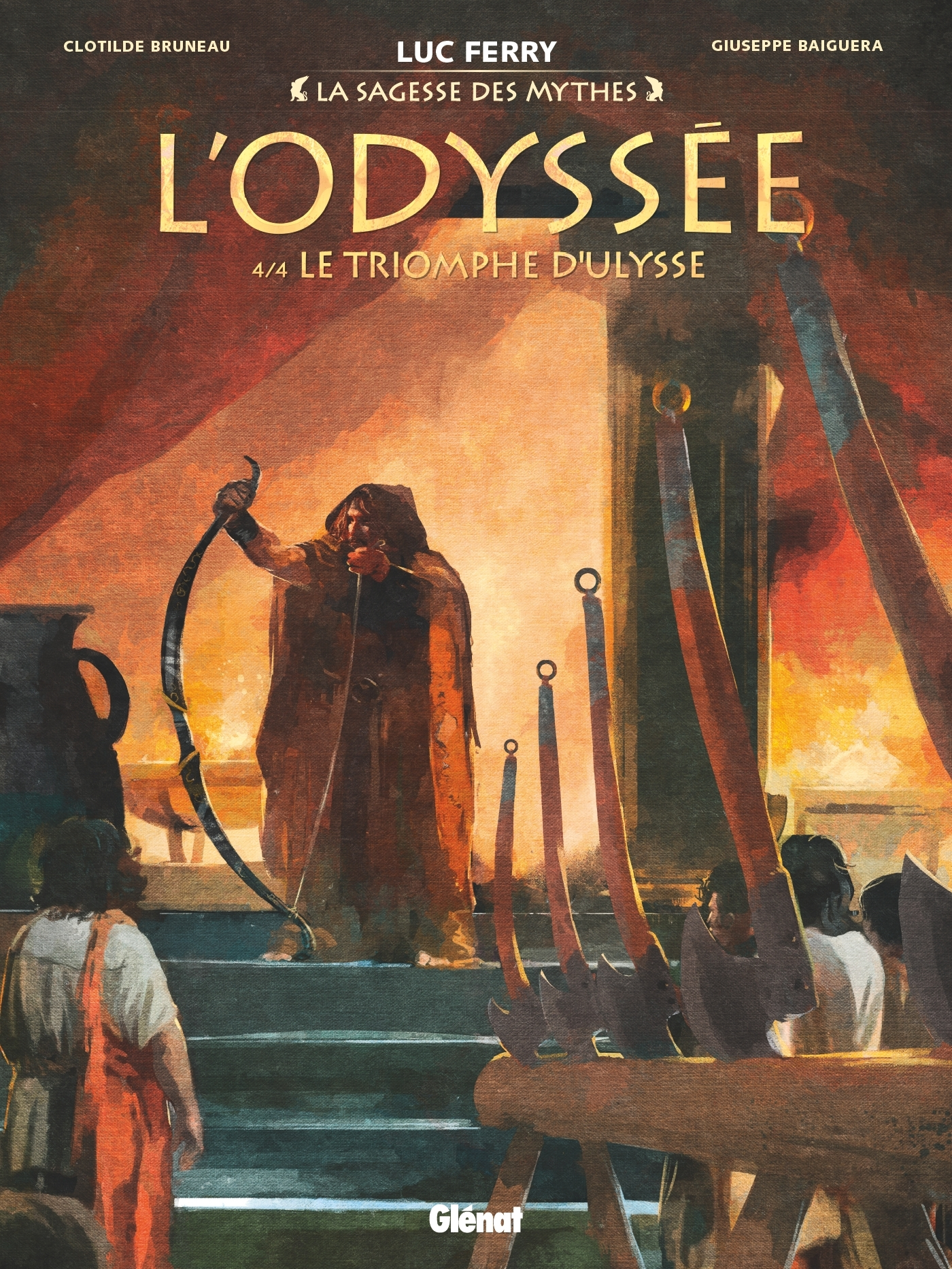 L'ODYSSEE - TOME 04 - LE TRIOMPHE D'ULYSSE