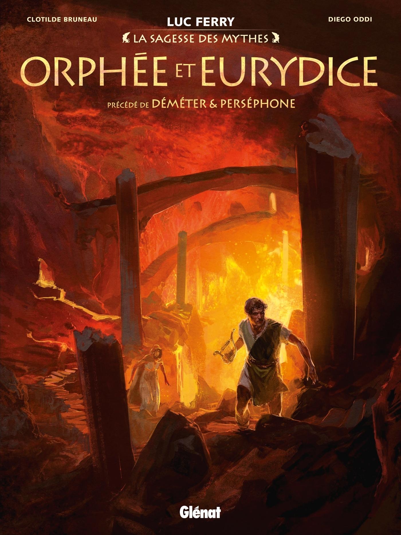 ORPHEE ET EURYDICE - PRECEDE DE DEMETER & PERSEPHONE