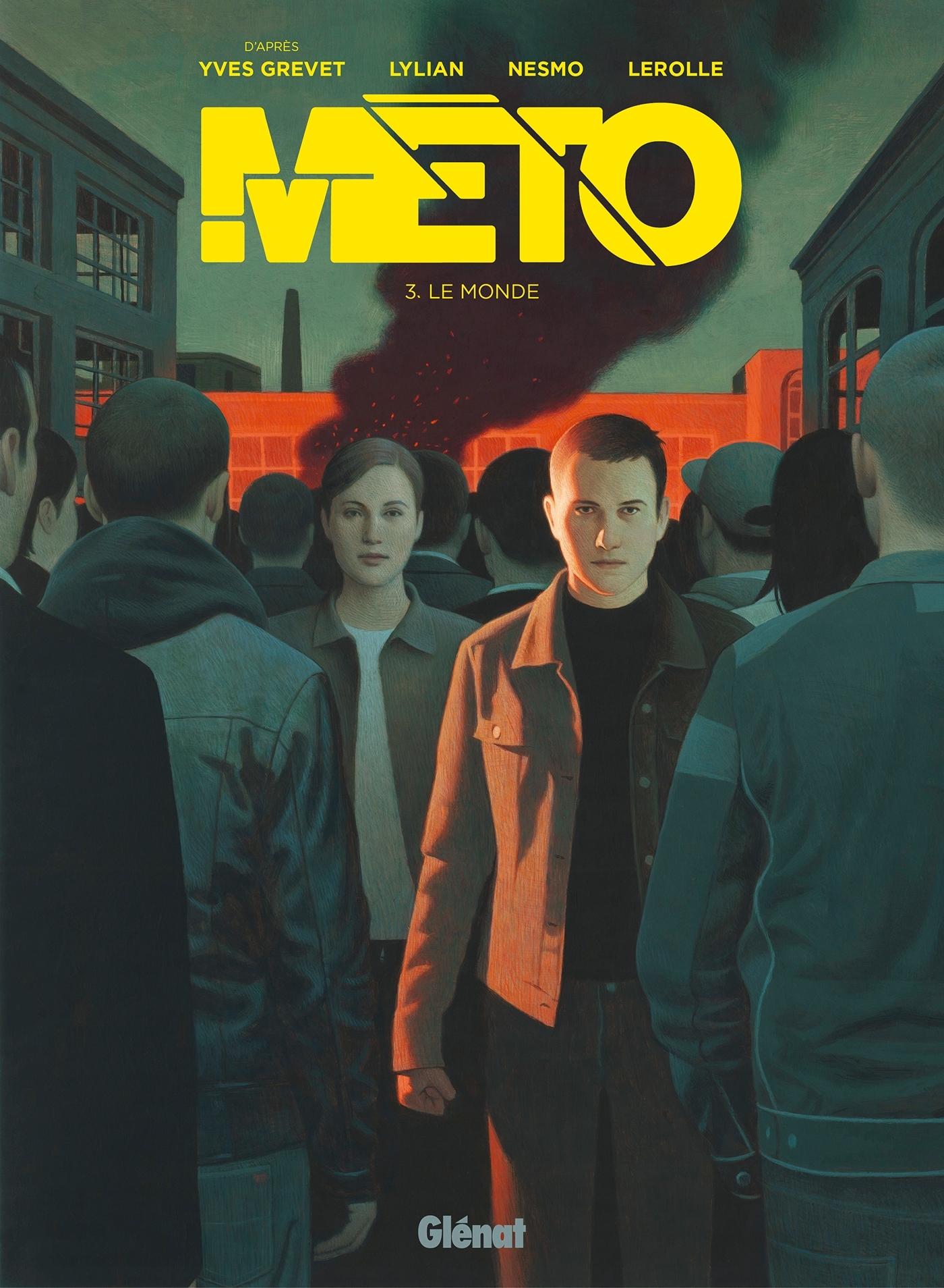 METO - TOME 03 - LE MONDE