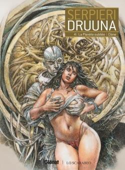 DRUUNA - TOME 04 - LA PLANETE OUBLIEE - CLONE