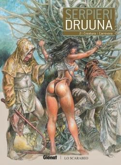 DRUUNA - TOME 02 - CREATURA - CARNIVORA