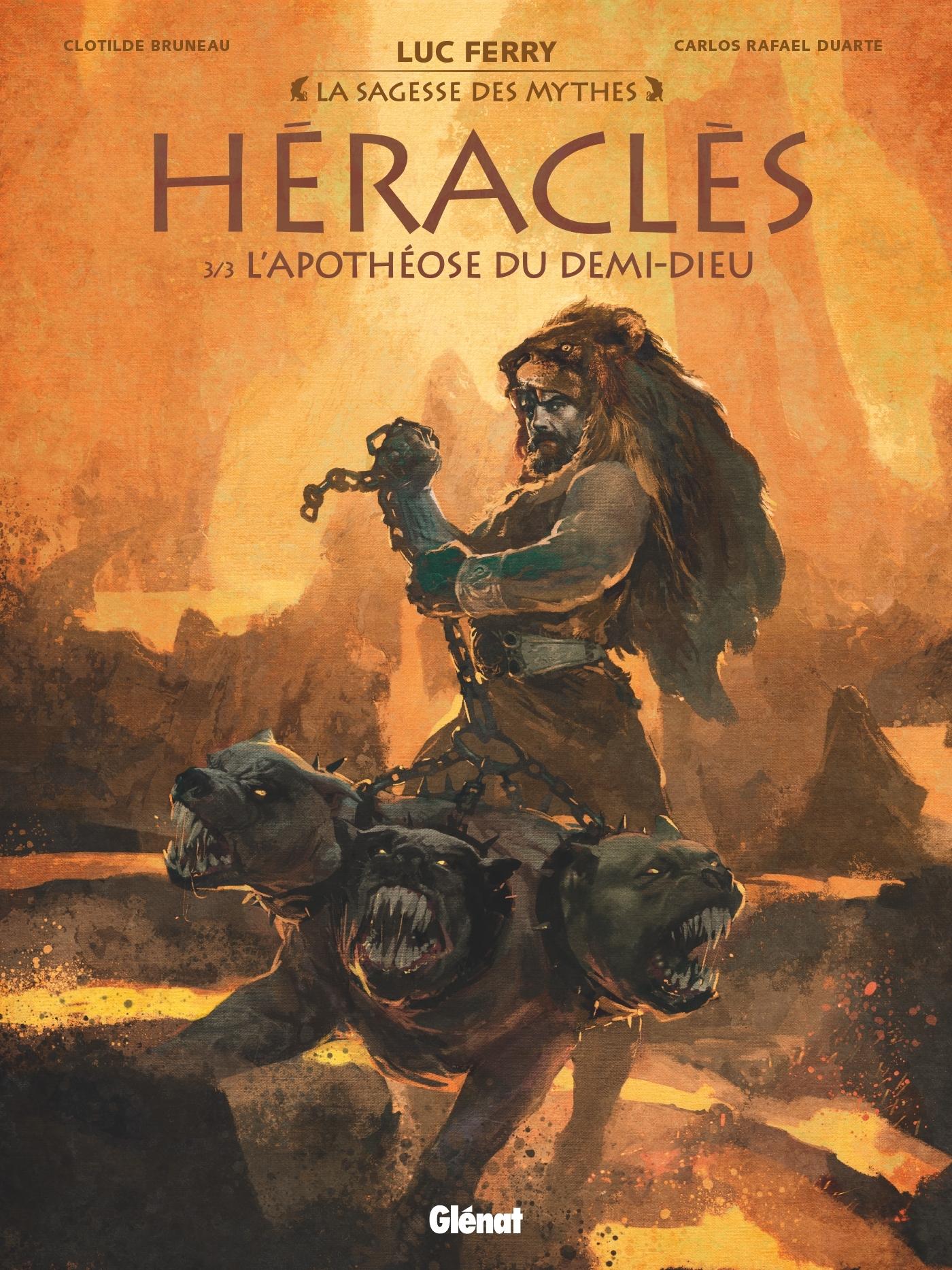 HERACLES - TOME 03 - L'APOTHEOSE DU DEMI-DIEU