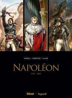 NAPOLEON - COFFRET TOMES 01 A 03