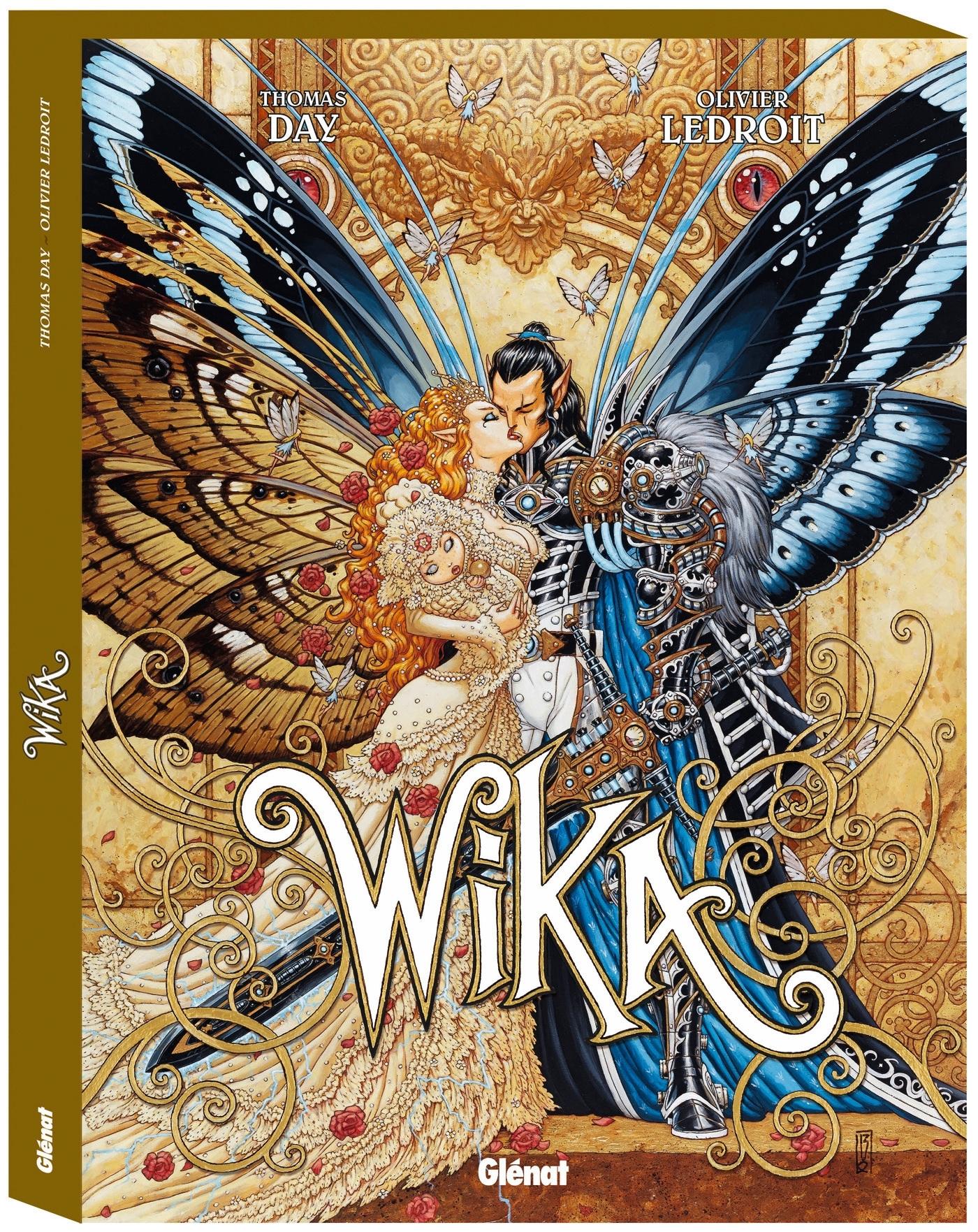 WIKA - COFFRET TOMES 01 A 03