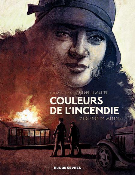 COULEURS DE L'INCENDIE