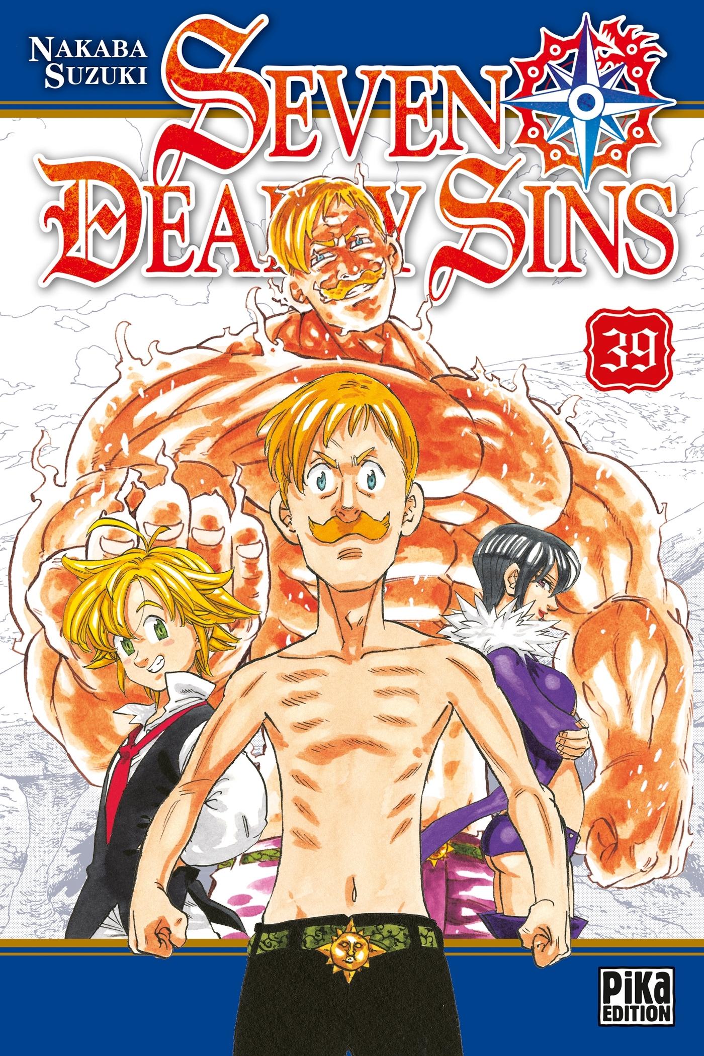 SEVEN DEADLY SINS T39