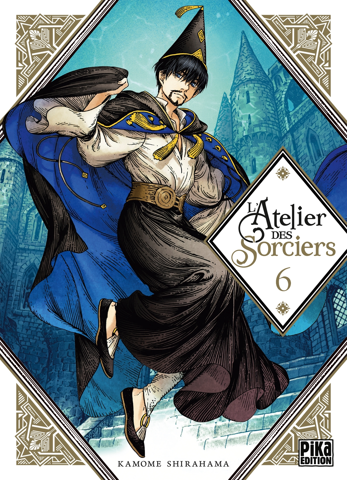 L'ATELIER DES SORCIERS T06