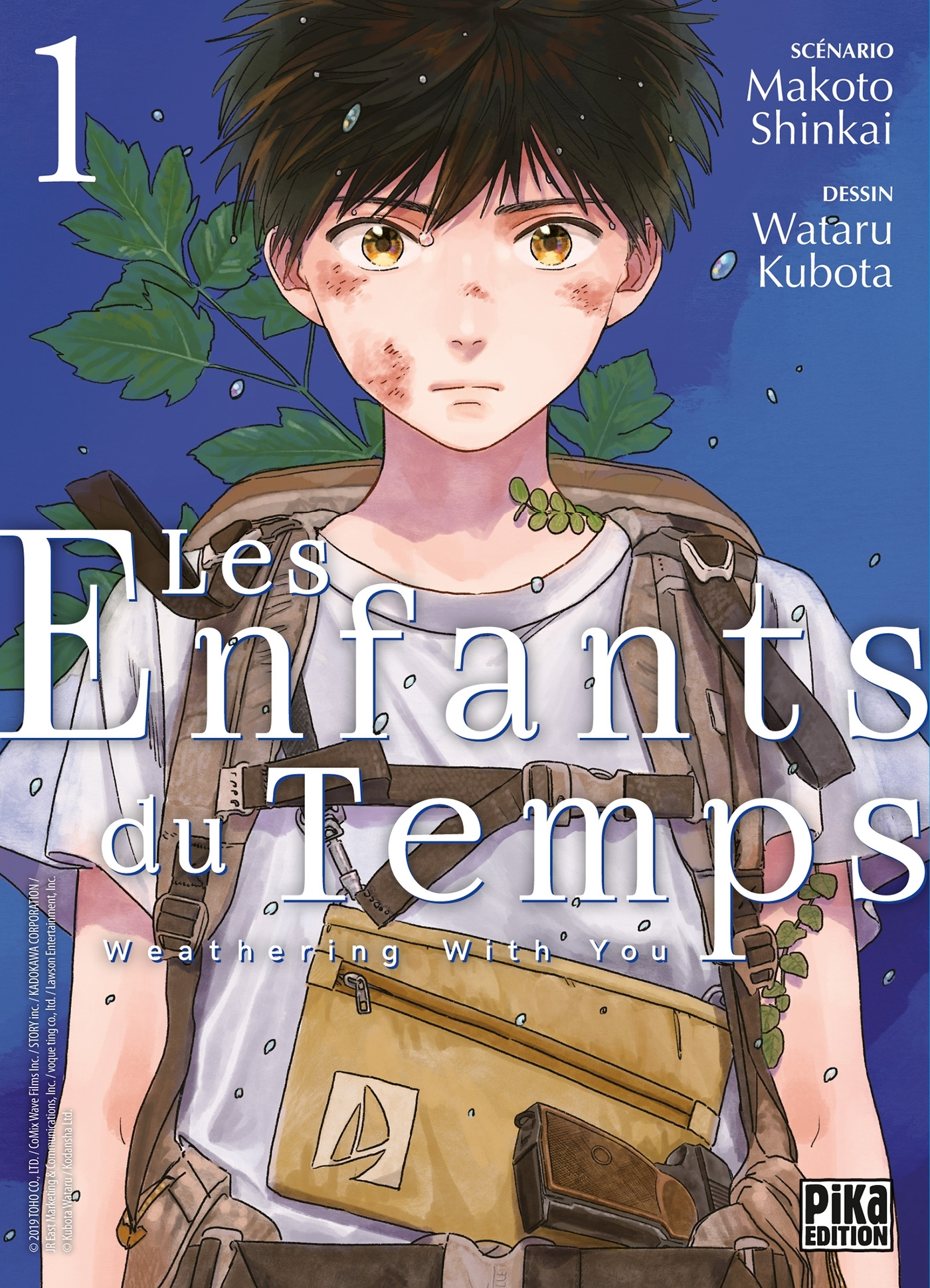 LES ENFANTS DU TEMPS T01 - WEATHERING WITH YOU