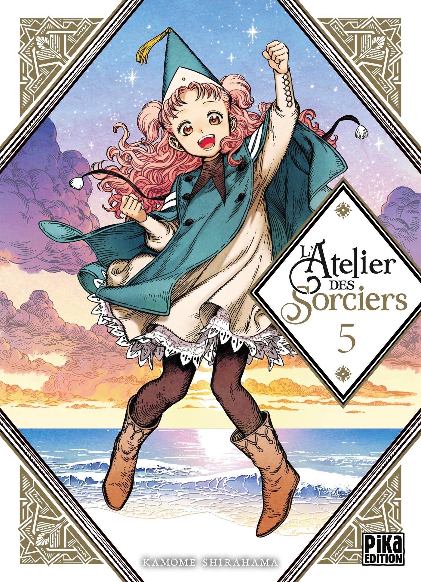 L'ATELIER DES SORCIERS T05