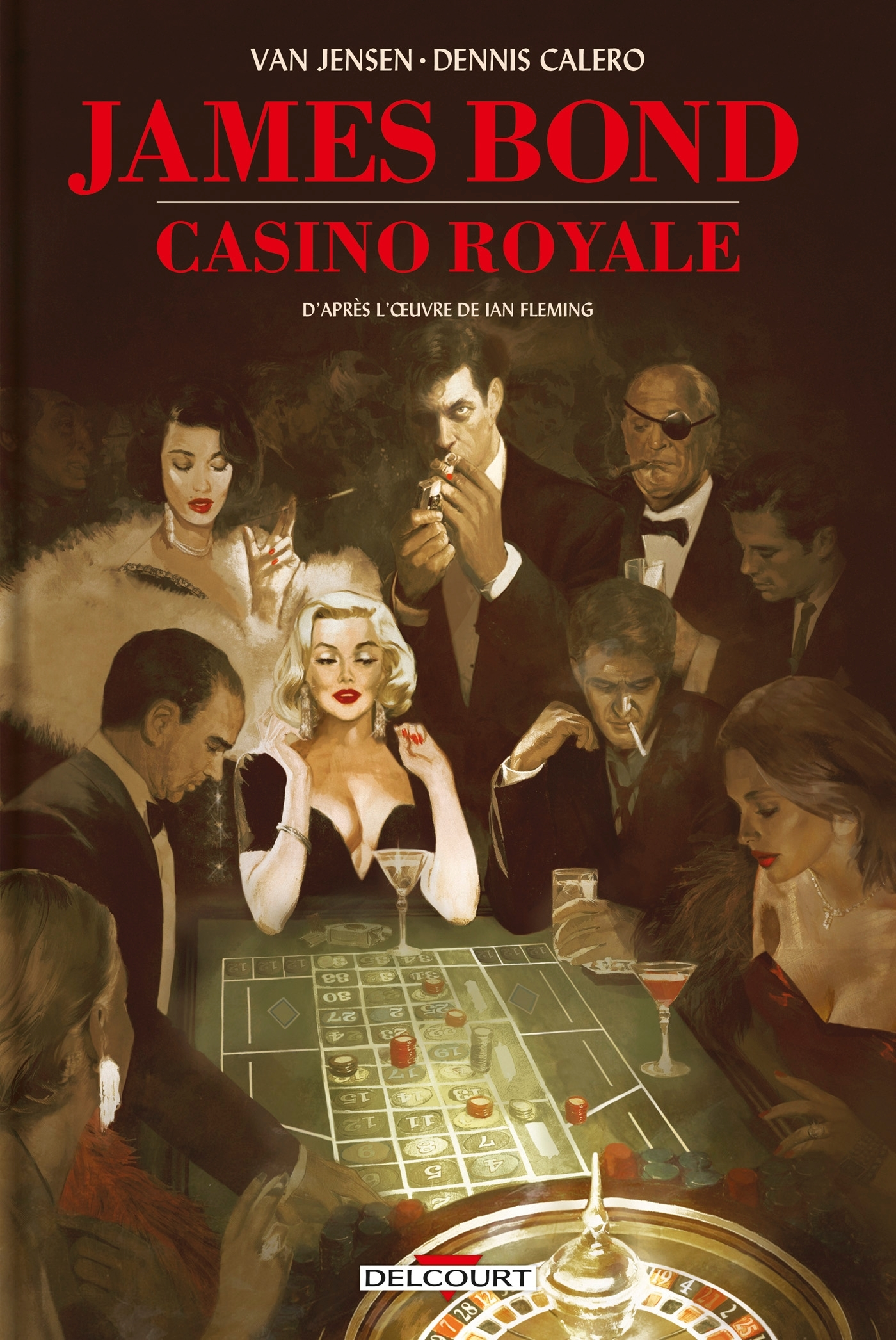 JAMES BOND - ONE-SHOT - JAMES BOND : CASINO ROYALE