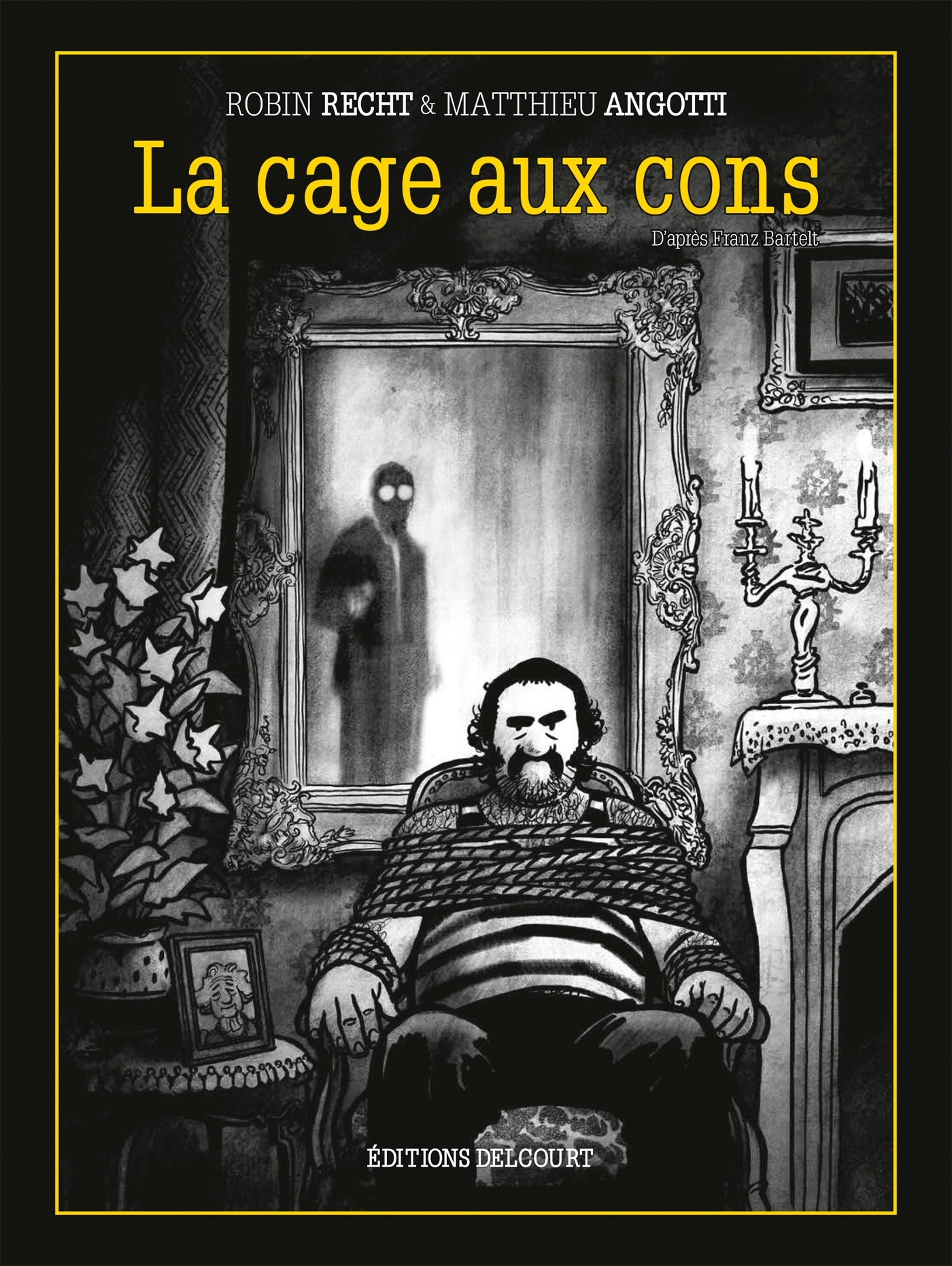 LA CAGE AUX CONS - ONE-SHOT - LA CAGE AUX CONS