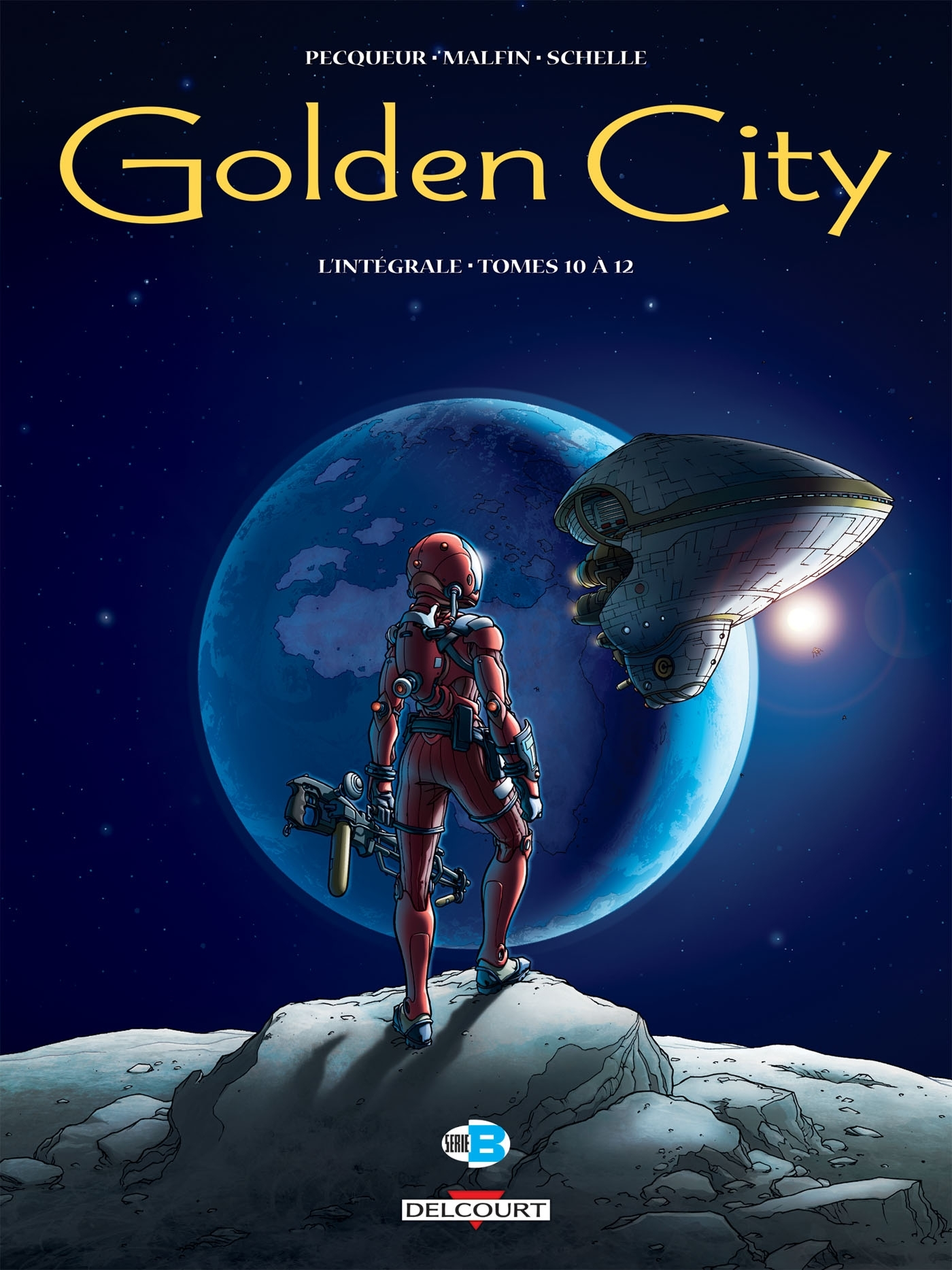 GOLDEN CITY - INTEGRALE T. 10 A 12