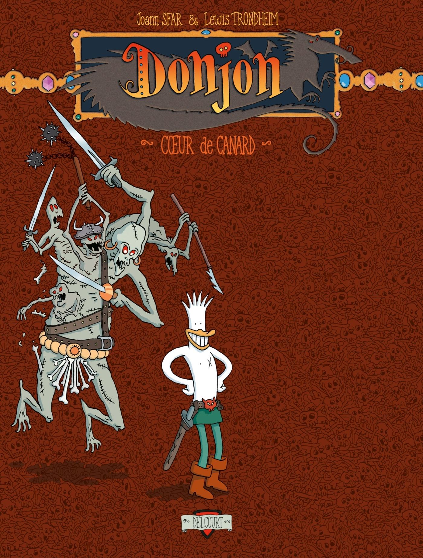 DONJON ZENITH - PACK T01 HC + T02 + T03