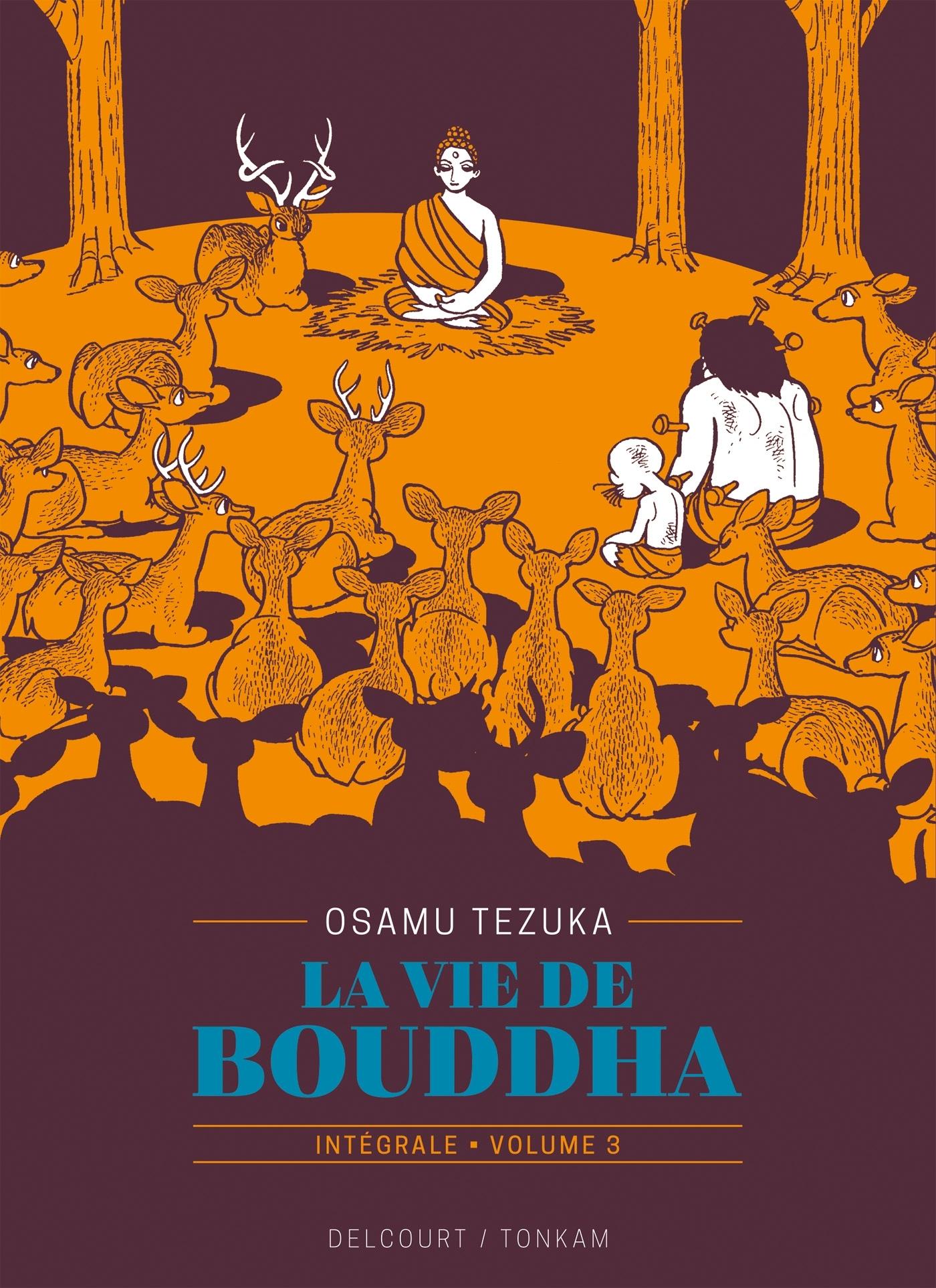 LA VIE DE BOUDDHA - EDITION PRESTIGE T03