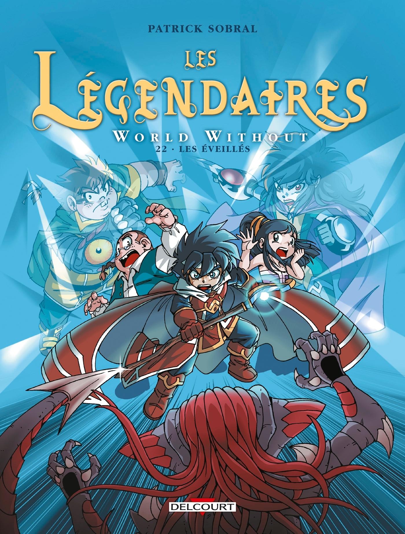 LES LEGENDAIRES - T22 - LES LEGENDAIRES 22. WORLD WITHOUT : LES EVEILLES
