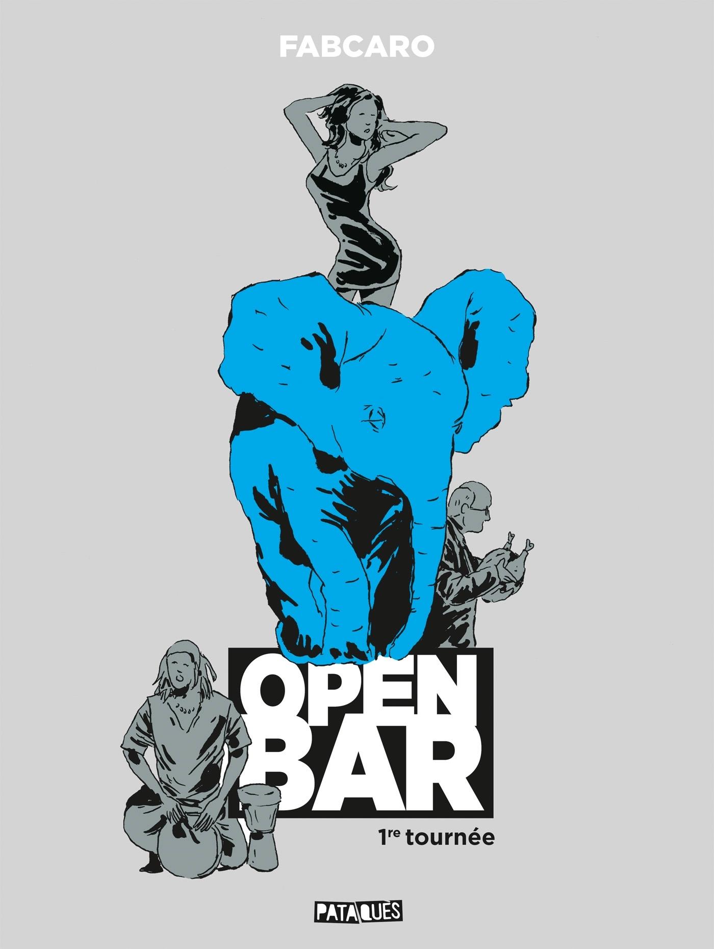 OPEN BAR - T01 - OPEN BAR - 1RE TOURNEE