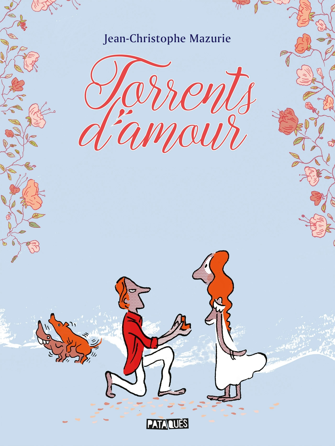 TORRENTS D'AMOUR - ONE-SHOT - TORRENTS D'AMOUR