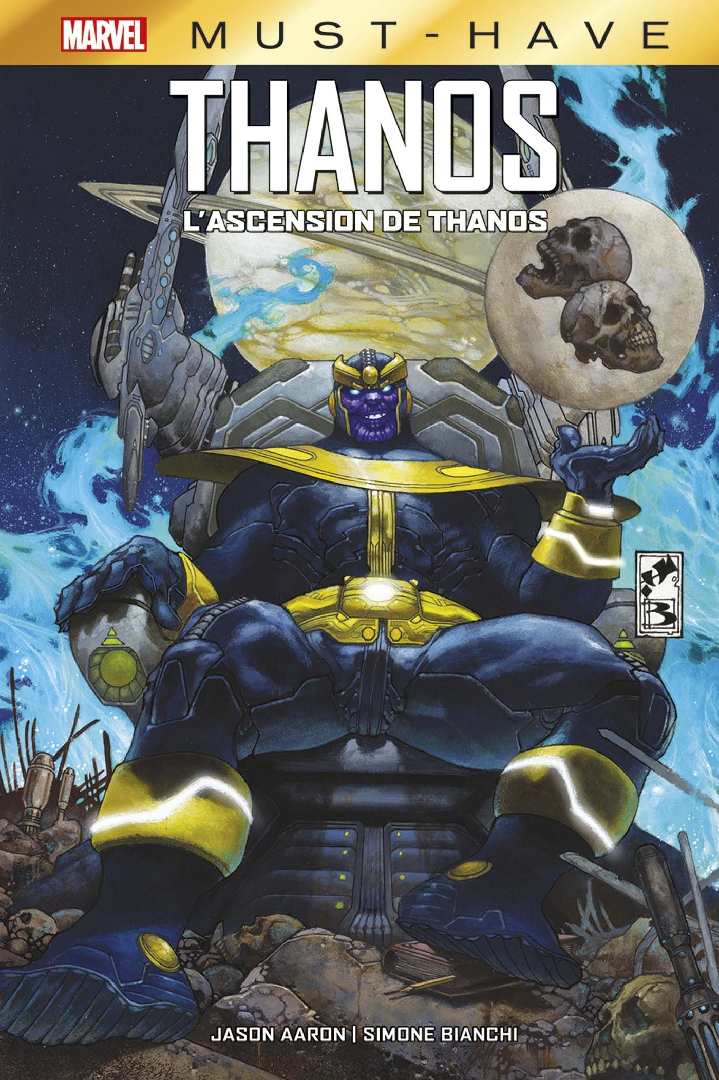 THANOS: L'ASCENSION