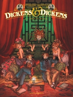 DICKENS & DICKENS - TOME 02 - JEUX DE MIROIR